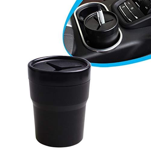 Caja de basura de coche universal conveniente for Mercedes Benz W203 W210 cualquier coche Basurero del coche