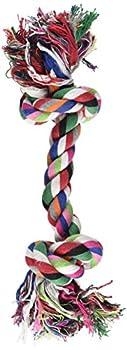 Kerbl Chien Corde à Nœuds 37 cm