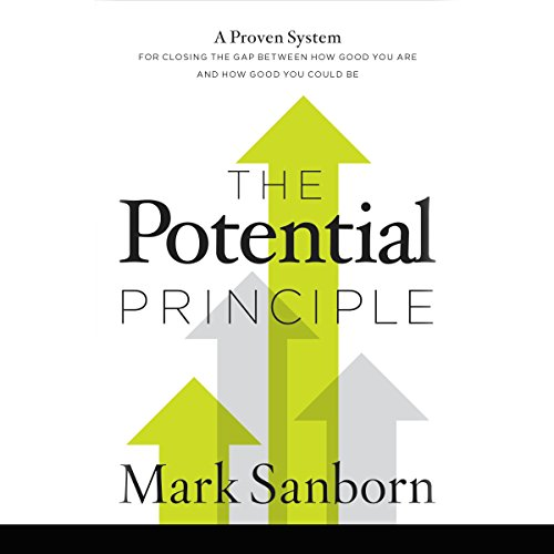 The Potential Principle audiobook cover art