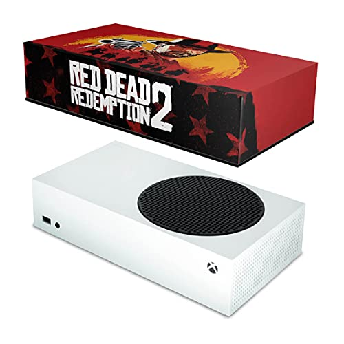 Capa Anti Poeira Xbox Series S - Red Dead Redemption 2