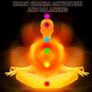 Heart Chakra Activation and Balancing: Love Frequency 528hz Music