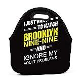 XCNGG Ignore mis problemas de adultos. Hombres Mujeres Niños Bolsa de almuerzo con aislamiento Tote Fiambrera reutilizable para la escuela de picnic de trabajo