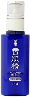 コーセー 薬用 雪肌精 乳液 エンリッチ 140mL [並行輸入品]