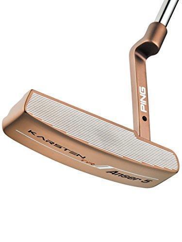 PING(ピン) 2014年モデル KARSTEN TR カーステン Anser5 アンサー5 シャフト長調整機能付き パター (メンズ ゴルフ)