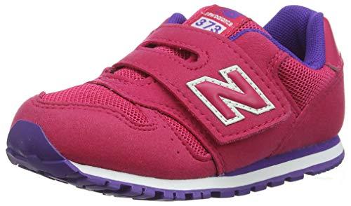 New Balance 373, Zapatillas Unisex Niños, Rosa (Magnetic Pink/Prism Purple PY), 20 EU