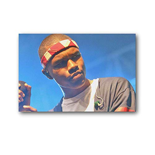 SHUISHOU Frank Ocean Posters Etsy Print Channel Orange Wall Art Artworks Picture Print Poster Wall Art Painting Canvas Gift Decor Home Posters Decorative 12×18inch(30×45cm)
