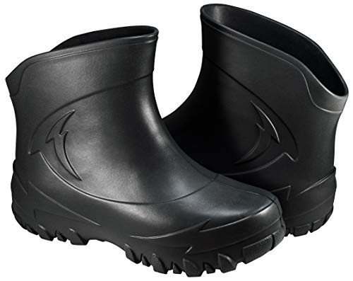 Clogs Waterproof Light Rubber Ankle Boots