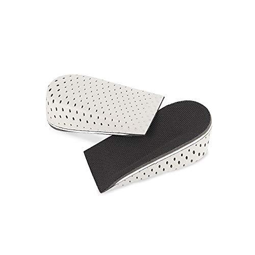 Fersenanhebung, Befitery Orthopädischer Keil Fersenkissen Fersenerhöhung für Schuhe |Verschiedene Höhen (4 cm)