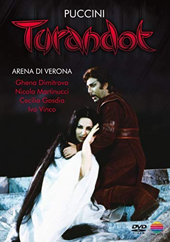 Giacomo Puccini - Turandot(+booklet)