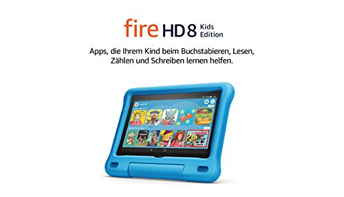 Amazon Fire HD 8 – Kinder-Tablet – Kids Edition (2020) – 8 Zoll, 32 GB - 15