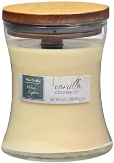 Patriot Candles Jar Candle Vanilla Cedarwood White