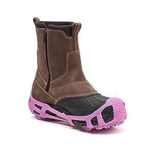 STABILicers - Tacos de tracción para Caminar sobre Nieve y Hielo (1 par) 9