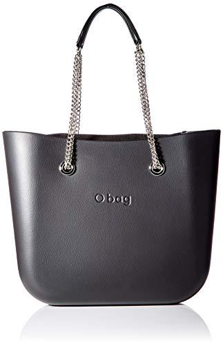 OBAG O Bag, Bolso de Mujer, Negro, Talla única
