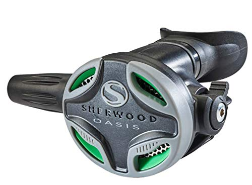 Sherwood Oasis Pro - Regulador de Buceo