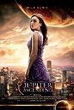 Jupiter Ascending – Mila Kunis - Film Poster Plakat