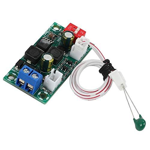 MAGFUN MóDulo de Ventilador de Control de Temperatura del Termostato ElectróNico Controlador de Velocidad 24V Tablero de Control de Temperatura