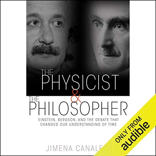 The Physicist and the Philosopher cover art