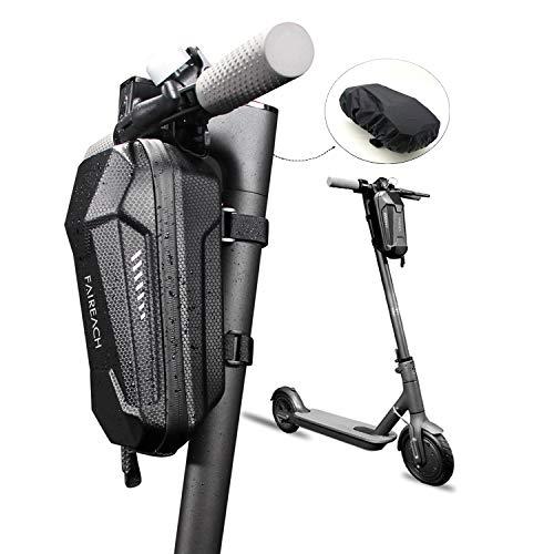 Faireach Scooter Tasche für Roller, Rollertasche Front Tube Bag Groß Lenkertasche Wasserfest, Vordertasche für Elektroroller Xiaomi MI Mijia M365 Sedway NinebotE ES1/ES2/ES3/ES4