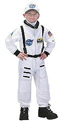 kid's dress up astronaut space suit NASA
