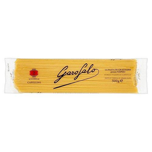 Garofalo Capellini Pasta Capelli D'Angelo (500g) (Confezione da 2)