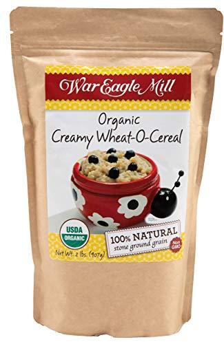 War Eagle Mill Creamy Wheat O Organic Cereal (2 lbs)