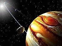 ソーラーシステムの惑星DIY 5D ダイヤモンドペインティングキット フルドリル ダイヤモンドペインティング ラインストーン リビングルーム ホームウォールデコ-40×55 CM