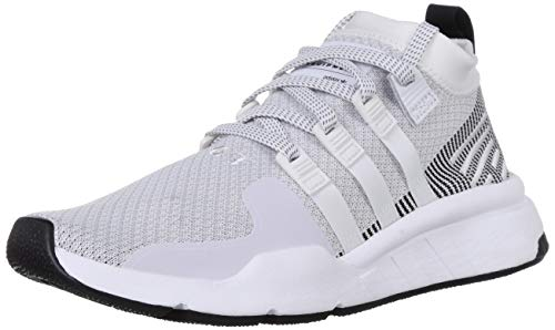 adidas Men's EQT Support Mid Adv Gymnastics Shoes, White (Ftwr White/Grey One F17), 6.5 UK