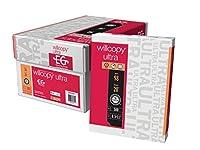 (ウィルコピー) Willcopy ウルトラコピー用紙 レターサイズ ホワイト 各500枚パック 10パック