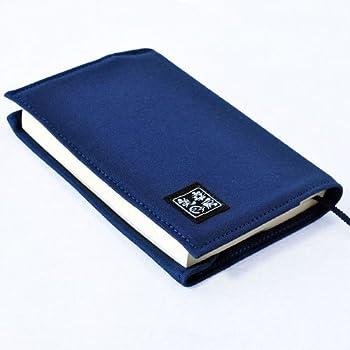 読書好きのあなたに『美月幸房 』ブックカバー 帆布製 文庫サイズ サンドベージュ