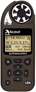 Kestrel 5700 Elite Weather Meter w/Appl'd Ballistics w/Link - FDE 0857ALFDEM