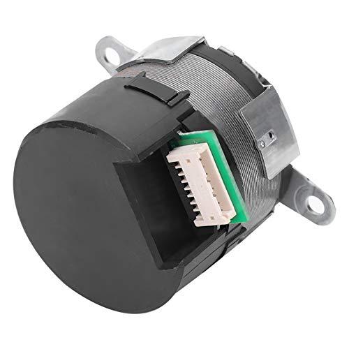 Motor sin escobillas estable de alta eficiencia DC Hilos de giro de doble canal de engranaje, para máquinas expendedoras, para coche de juguete, para soportes de exhibición (12 V)