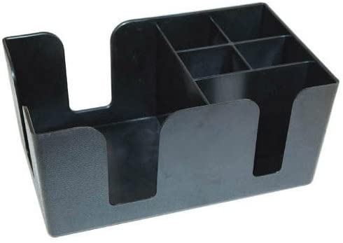 Winco store BC-6 Bar Caddy with Compartments Set 3 of Oklahoma City Mall 6