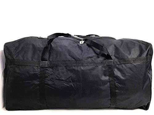 Ormi Borsone grande 100X45X50 cm da viaggio borsa gigande capiente pieghevole impermeabile Borsone per riporre l'albero di natale