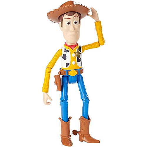 Boneco Disney Toy Story Woody -Mattel- GDP65