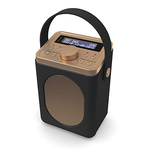 Majority Little Shelford DAB/DAB+ Digital & FM Radio, Portable Wireless,...
