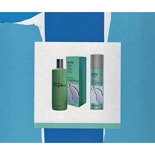 Byblos Mare kit Eau de Toilette ml.120 + Deodorante Spray Ml.150