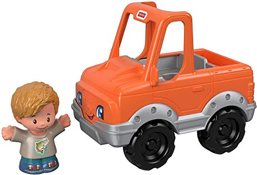 Fisher-Price Little People Help A Friend Pick Up Truck, Multicolor