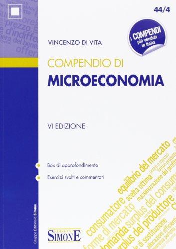Compendio di microeconomia