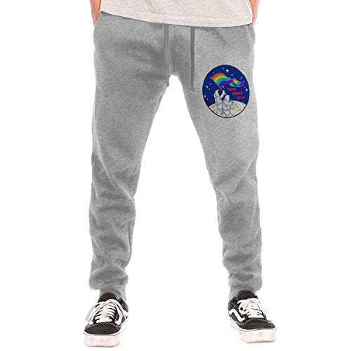 Gentleman Store NASA Pride 2019 Men's Long Pants