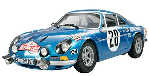 タミヤ 1/24 スポーツカーシリーズ No.278 アルピーヌ ルノー A110 モンテカルロ 1971 プラモデル 24278