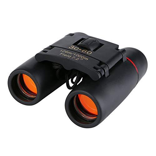 Kompakt Fernglas 8x21 Zoom Fernglas für Vogelbeobachtung, Wandern, Jagen, Sightseeing, Wasserdichtes Falttaschen Fernglas