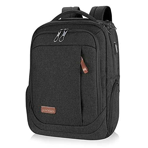 KROSER Laptop Backpack Large Computer Backpack Fits up to 17.3 Inch Laptop with...