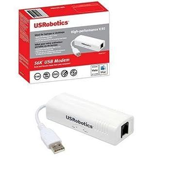 U.s Robotics 56k V.92 Usb Hardware Faxmodem  usr5637  -