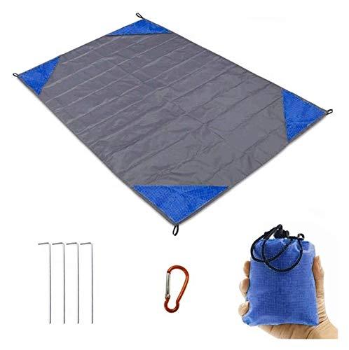 RENYC Manta de Picnic Manta de Picnic Suave Manta Multifunción Playa al Aire Libre Manta Camping Mat Manta Picnic Manta Impermeable Portátil Plegable Playa Mat (Size : 200 * 210cm)