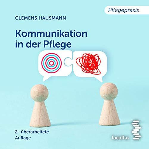 Kommunikation in der Pflege Titelbild
