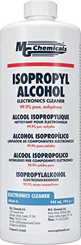 Alcohol Isopropolico IPA 824-1L Liquido MG Chemicals Envase