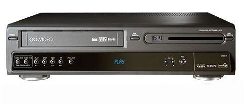 Best Review Of Go Video VR2940 DVD Recorder/VCR Combo