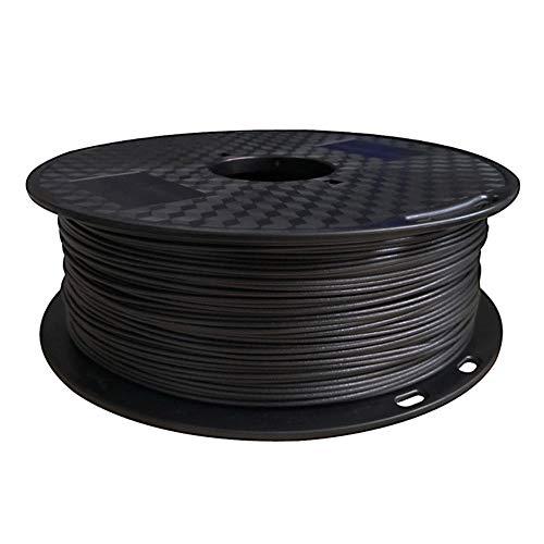 PETG-Kohlefaserfilament 1,75 mm, 3D-Druckerfilament 1 kg