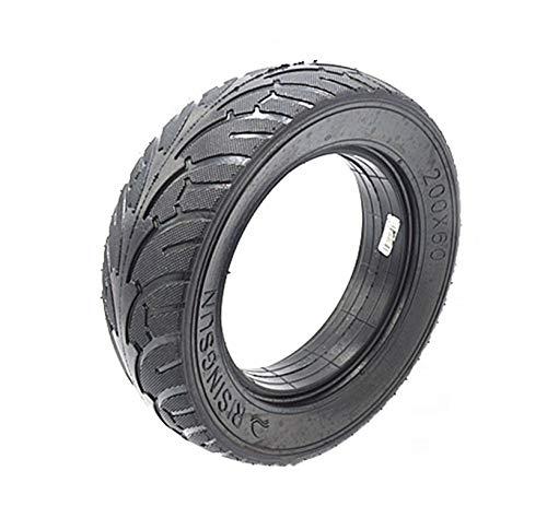 SPEDWHEL Rueda no neumática del neumático del vacío de la Vespa eléctrica Universal 200X60 para la Vespa eléctrica del Motor sin Cepillo de 8 Pulgadas