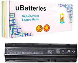 UBatteries Compatible 48Whr Battery Replacement for HP G72-b50US G72-b53NR G72-b54NR G72-b57CL G72-b60US G72-b61NR G72-b62US G72-b63NR G72-b66US G72-b67CA - 4400mAh, 6 Cell